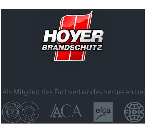 Hoyer Brandschutz Logo