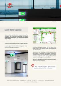 Flucht- und Rettungswege - Glossarblatt als PDF-Download
