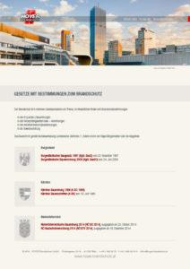 Gesetze - Glossarblatt als PDF-Download