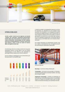 Sprinkleranlage - Glossarblatt als PDF-Download