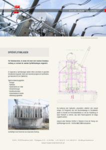 Sprühflutanlage - Glossarblatt als PDF-Download