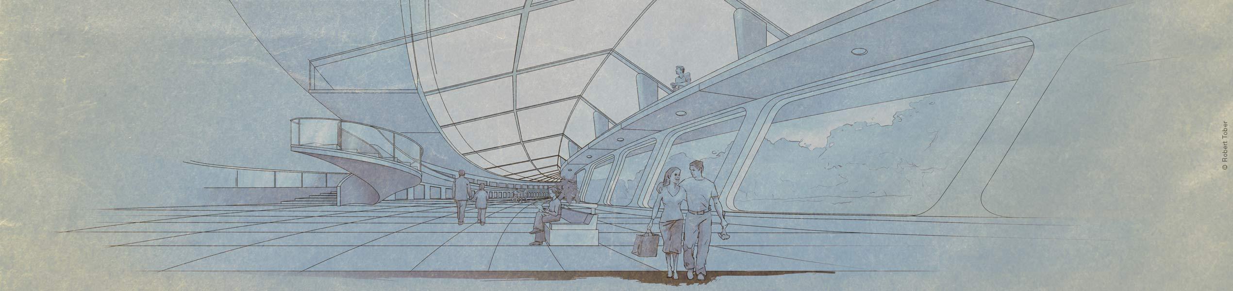 Unterstützung von Architekten bei der Konzeptionierung von Brandschutzmaßnahmen
