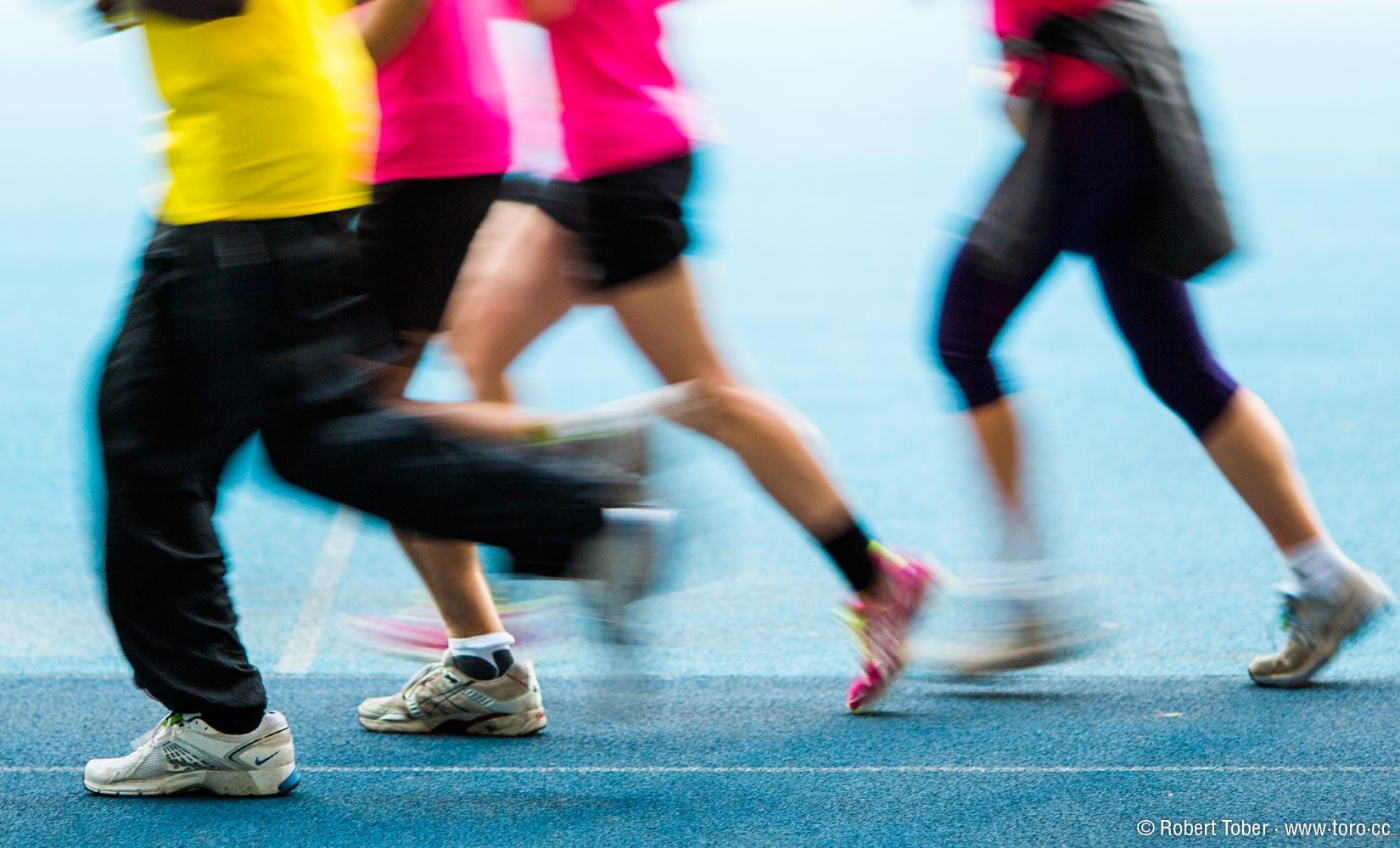 Hoyer-Brandschutz Laufteam beim Business Run © www.toro.cc