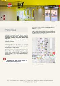 Brandschutzplan - Glossarblatt als PDF-Download