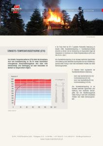 Einheitstemperaturkurve - Glossarblatt als PDF-Download