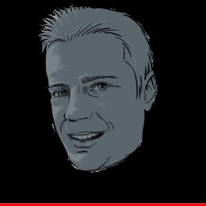 DI(FH) Thomas Schwaighofer · Experte für Brandschutz- und Löschanlagenplanung · Illustration von Robert Tober · www.toro.cc