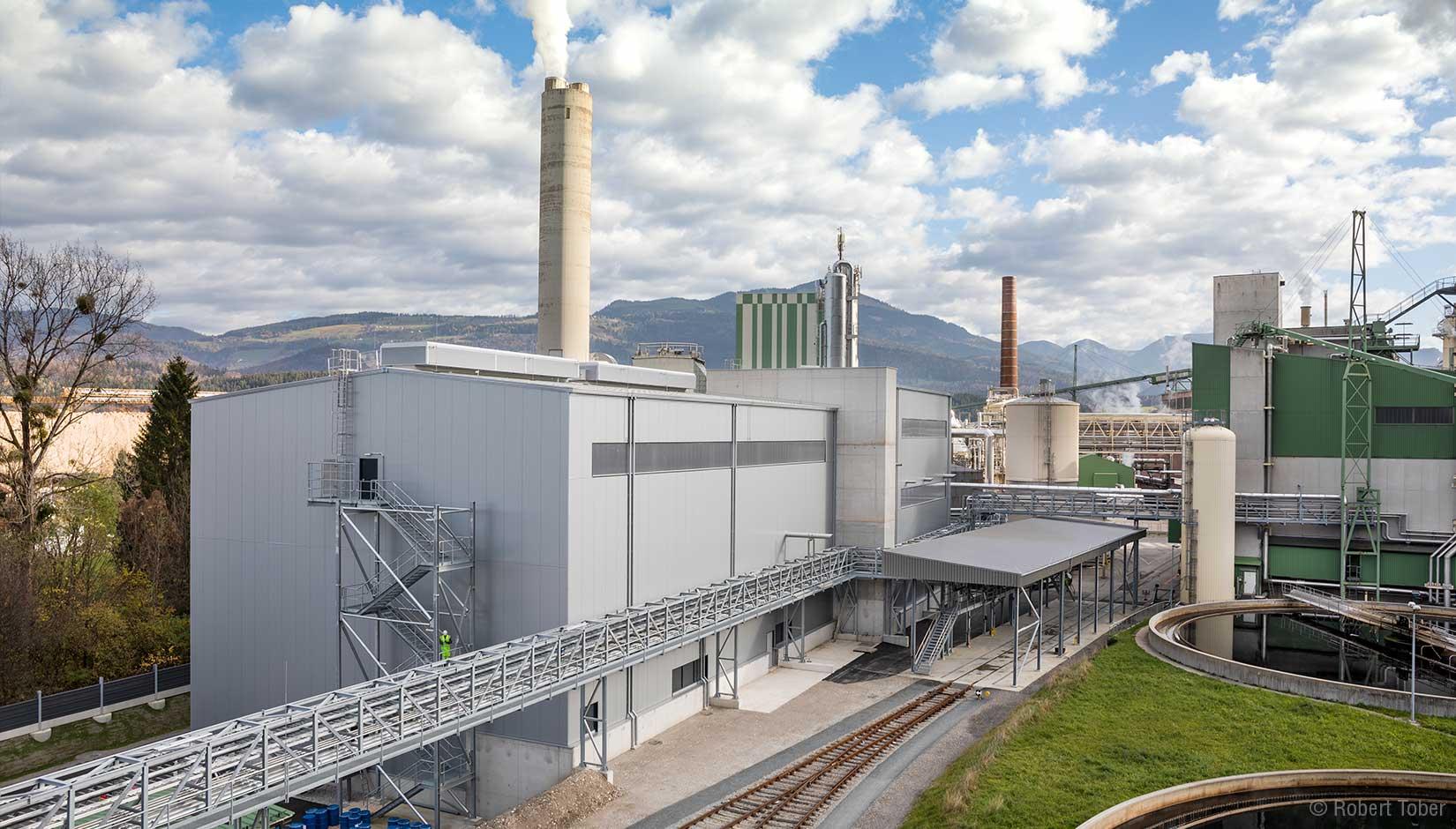 AustroCel Hallein Bio-Ethanol Produktion © Robert Tober
