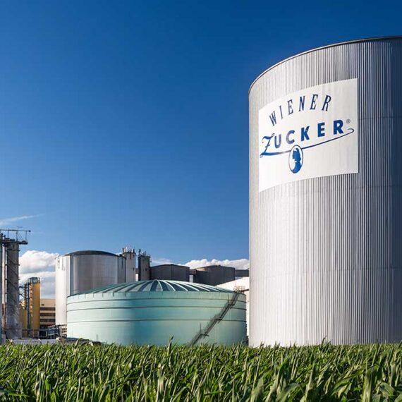 AGRANA Tulln Zuckerfabrik © Robert Tober