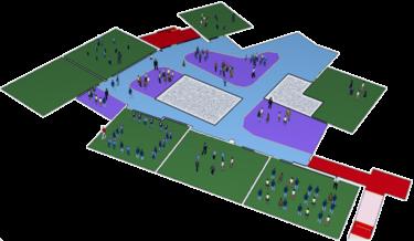Simulation Hoyer Brandschutz